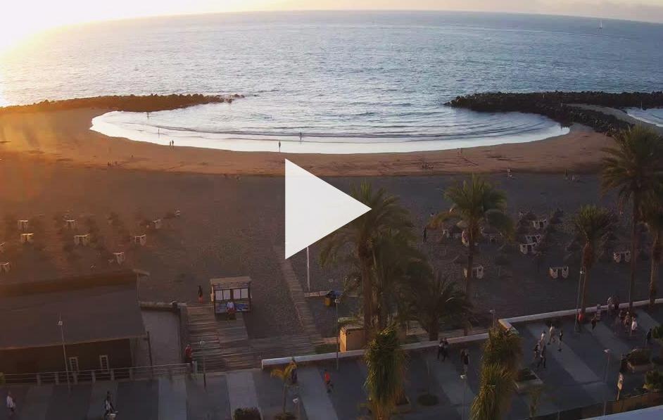Playa de Troya - Las Americas