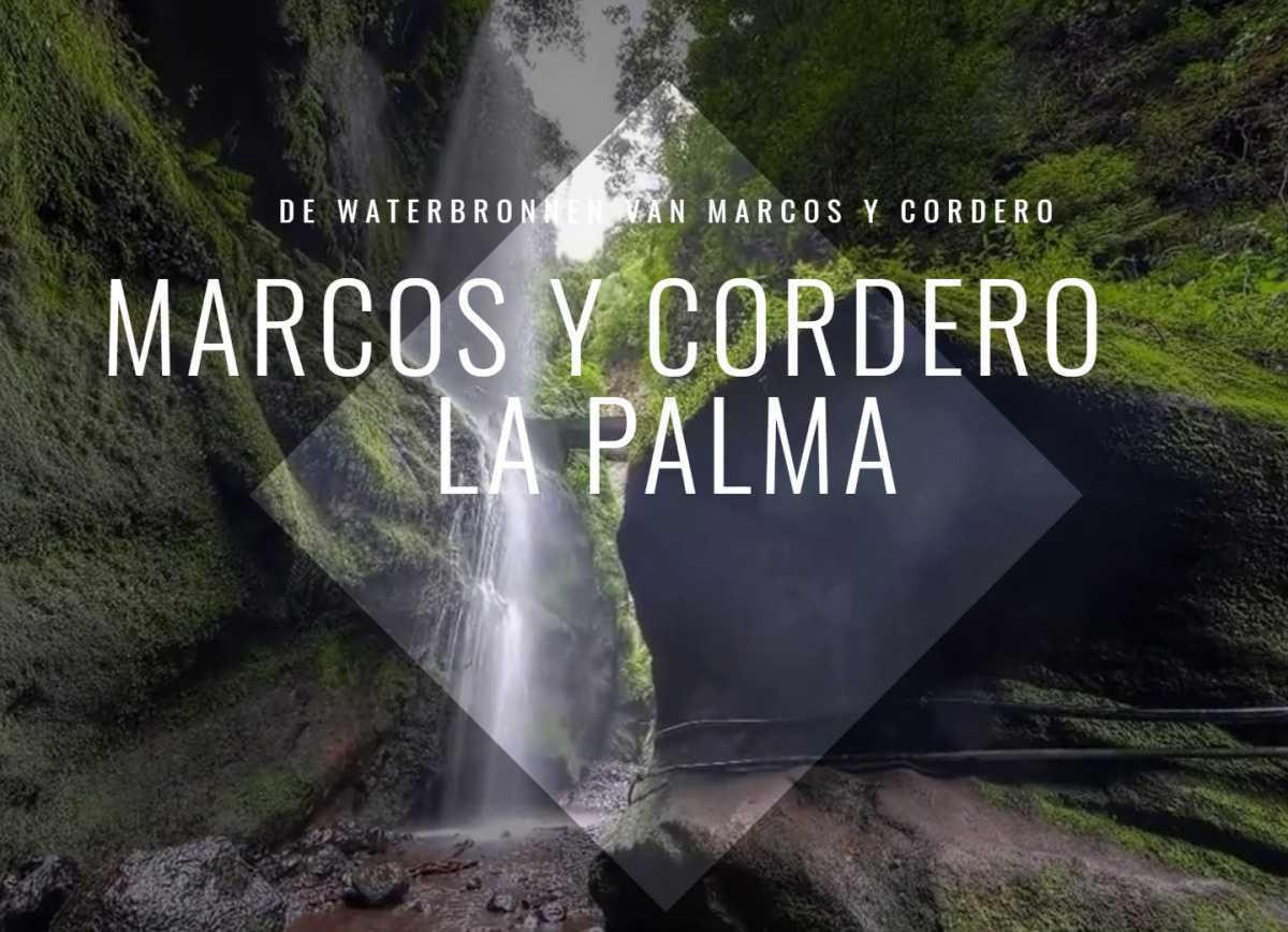 MARCOS Y CORDERO - LA PALMA ☆☆☆☆☆