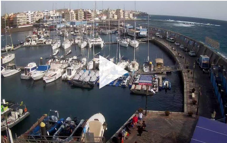 Marina del Sur - Las Galletas