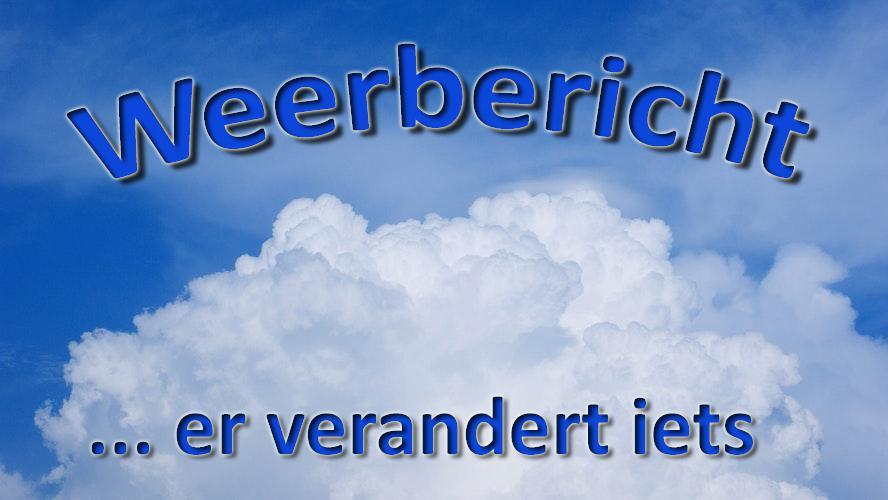 WEERBERICHT 2020-02-11