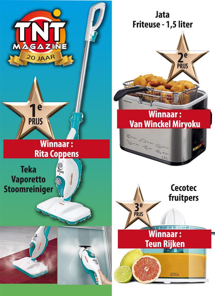 Winnaars prijsvraag N°10