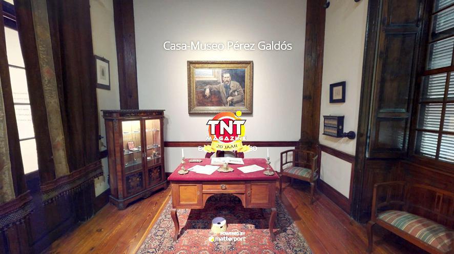 Casa Museo Pérez Galdos