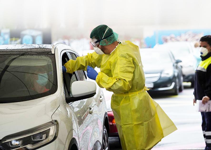 De Canarische Eilanden bereiden zich voor op het uitvoeren van uitgebreide tests tegen het virus