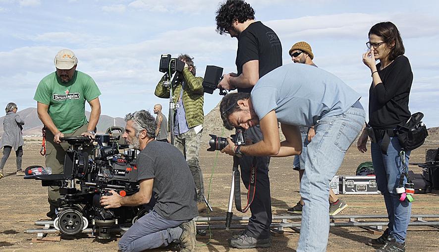 De Canarische audiovisuele industrie zegt meer dan 30 miljoen te hebben verloren