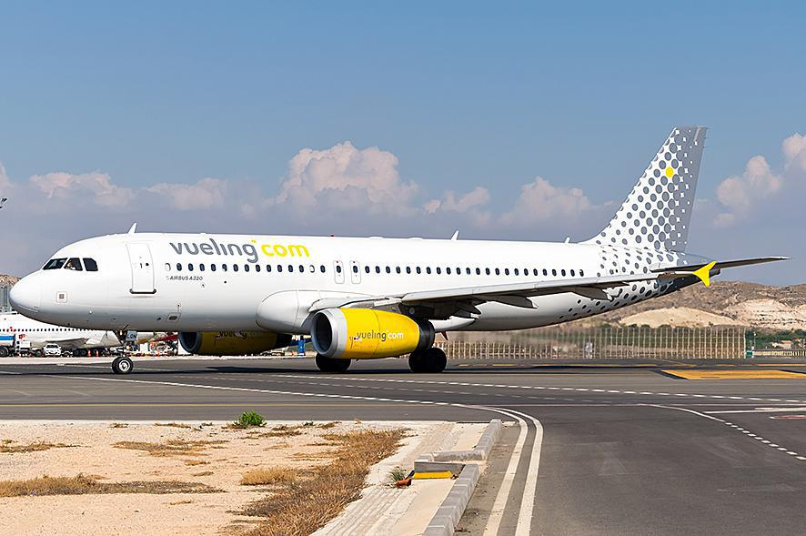 Iberia, Air Europa en Vueling zullen de toegestane vluchten uitoefenen