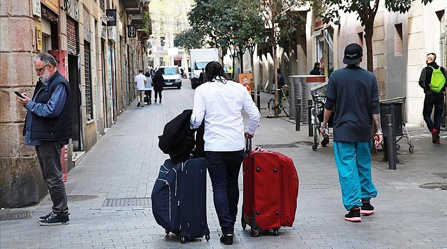 De Canarische Eilanden zoeken een bed voor de 'zombietoerist'