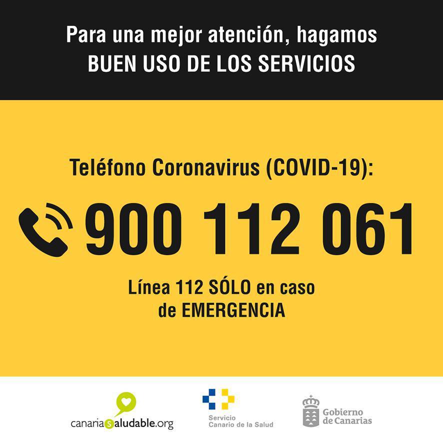 Het informatienummer '900 112 061' ontvangt in 11 dagen tijd 270.000 oproepen