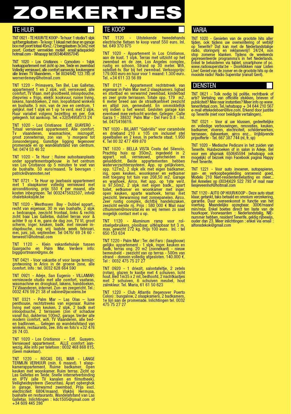 TNT Magazine - juni 2020 - digitale versie