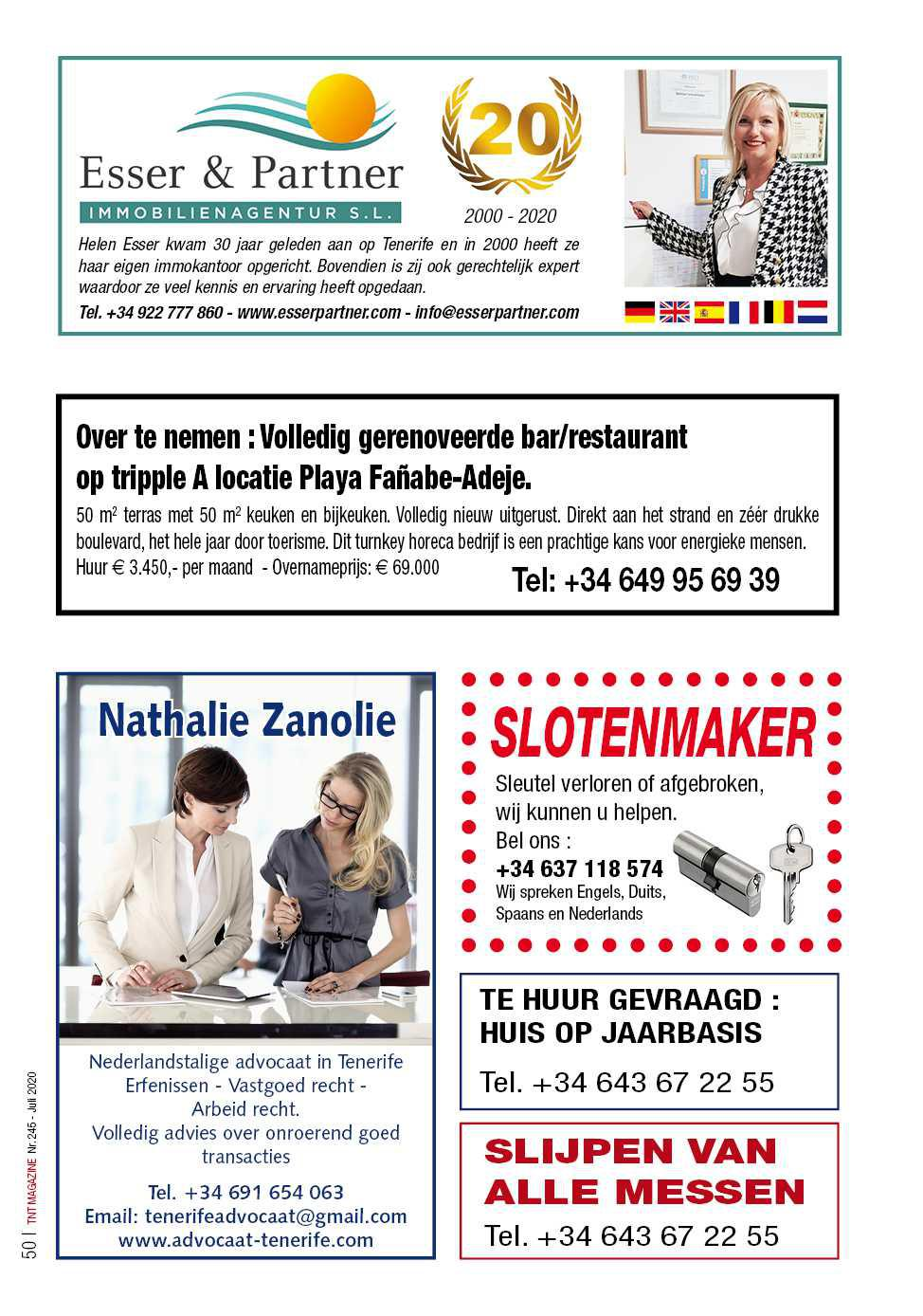 TNT Magazine - juli 2020 - digitale versie
