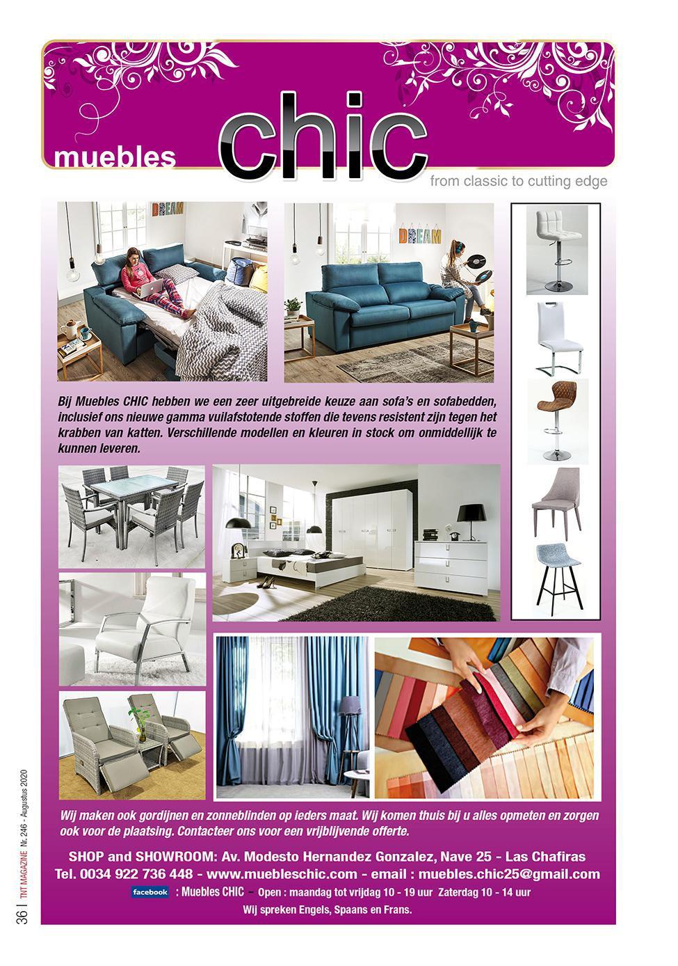 TNT Magazine - augustus 2020 - digitale versie