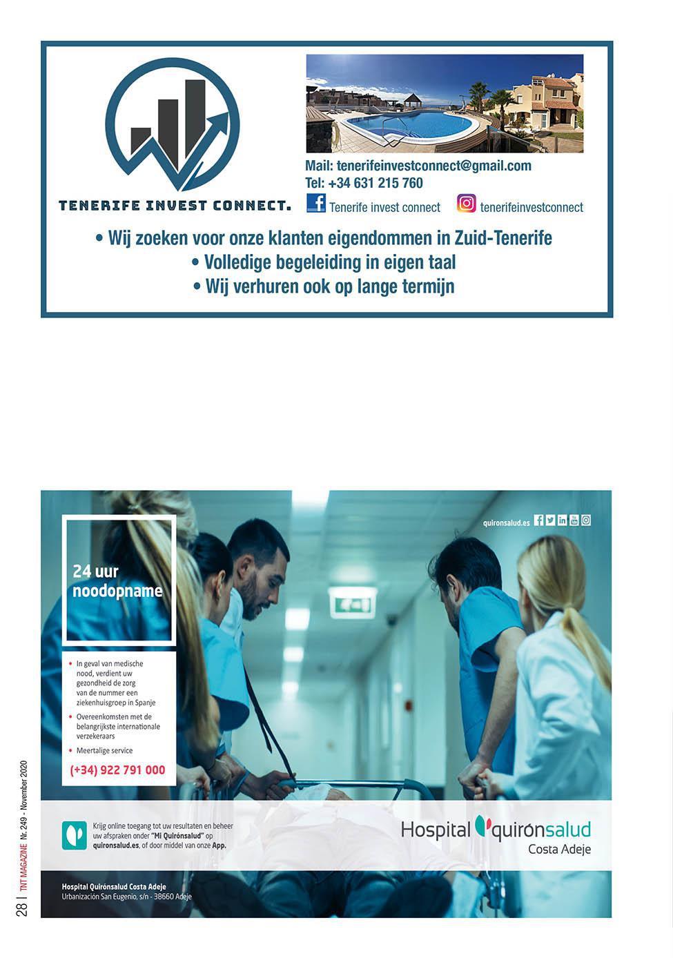 TNT Magazine - november 2020 - digitale versie