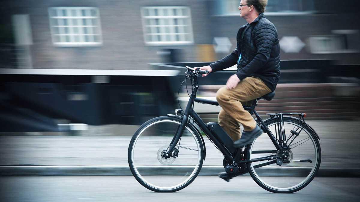 Ik zoek een fiets waar ik nog boodschappen mee kan doen.