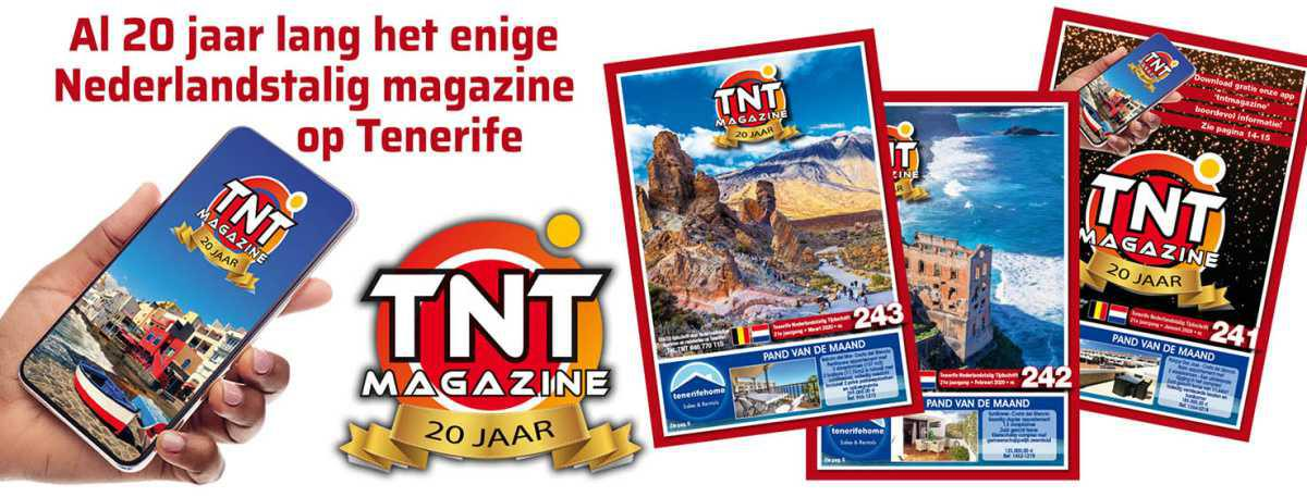 Over zes maanden zal Tenerife de toeristenmacht zijn die het was