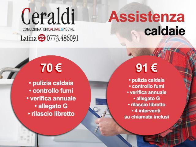 Installazione ed Assistenza Caldaie Latina