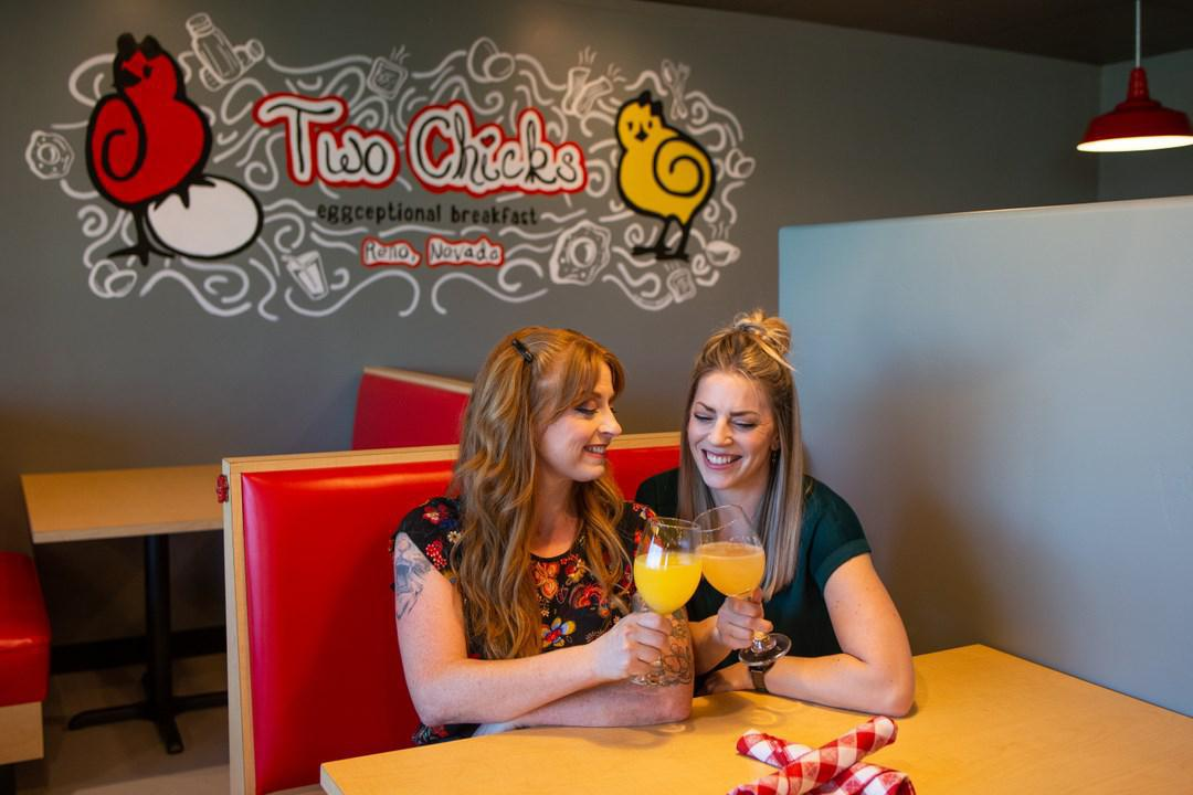 Two Chicks Cafe