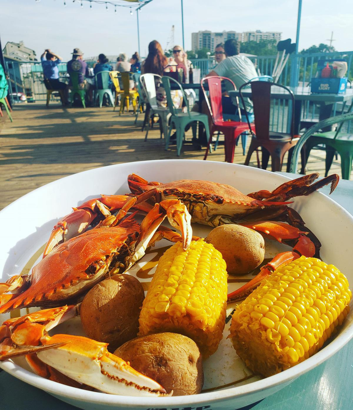 The Blue Crab Restaurant and Oyster Bar