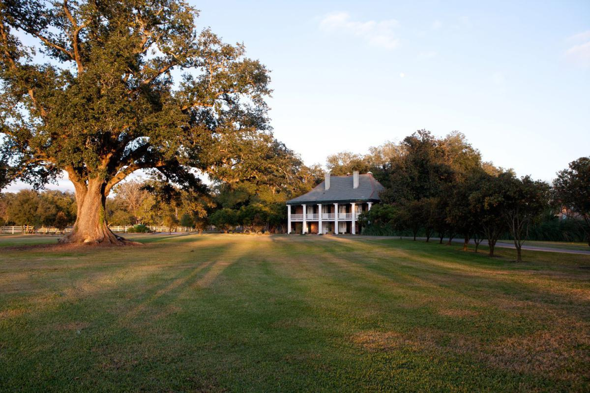 New Orleans Region Plantations