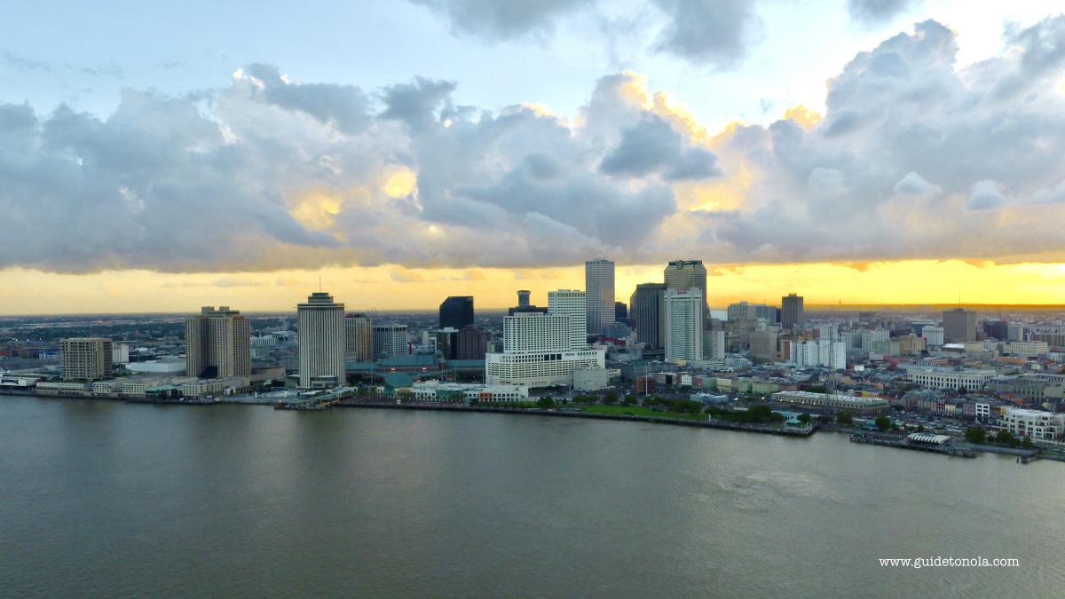 Exploring New Orleans in One Day