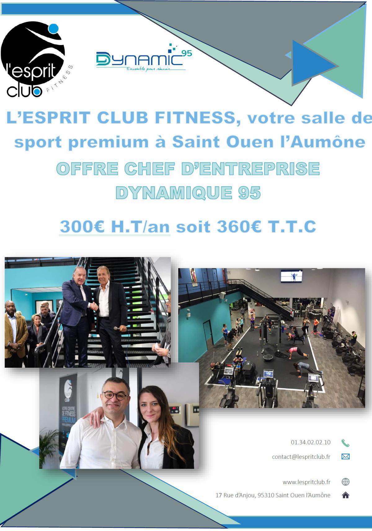 L'Esprit Club Fitness