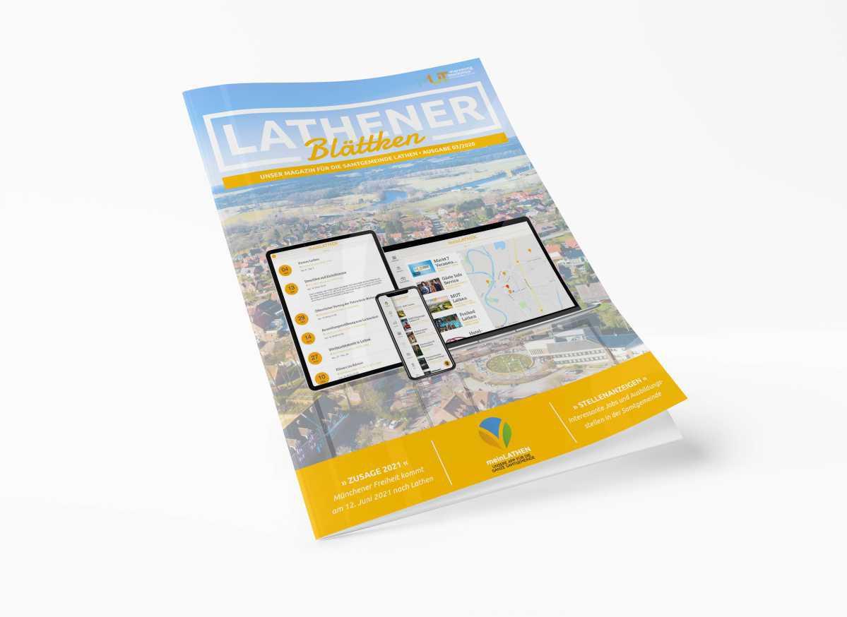 Lathener Blättken - Ausgabe 03/2020