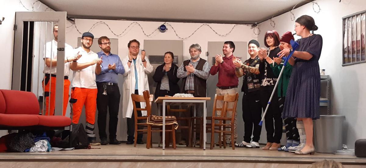 Theatergruppe der KLJB Renkenberge
