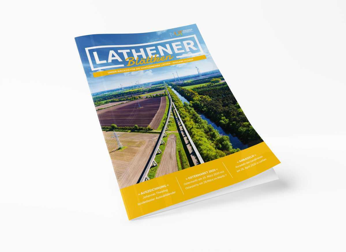 Lathener Blättken - Ausgabe 01/2020
