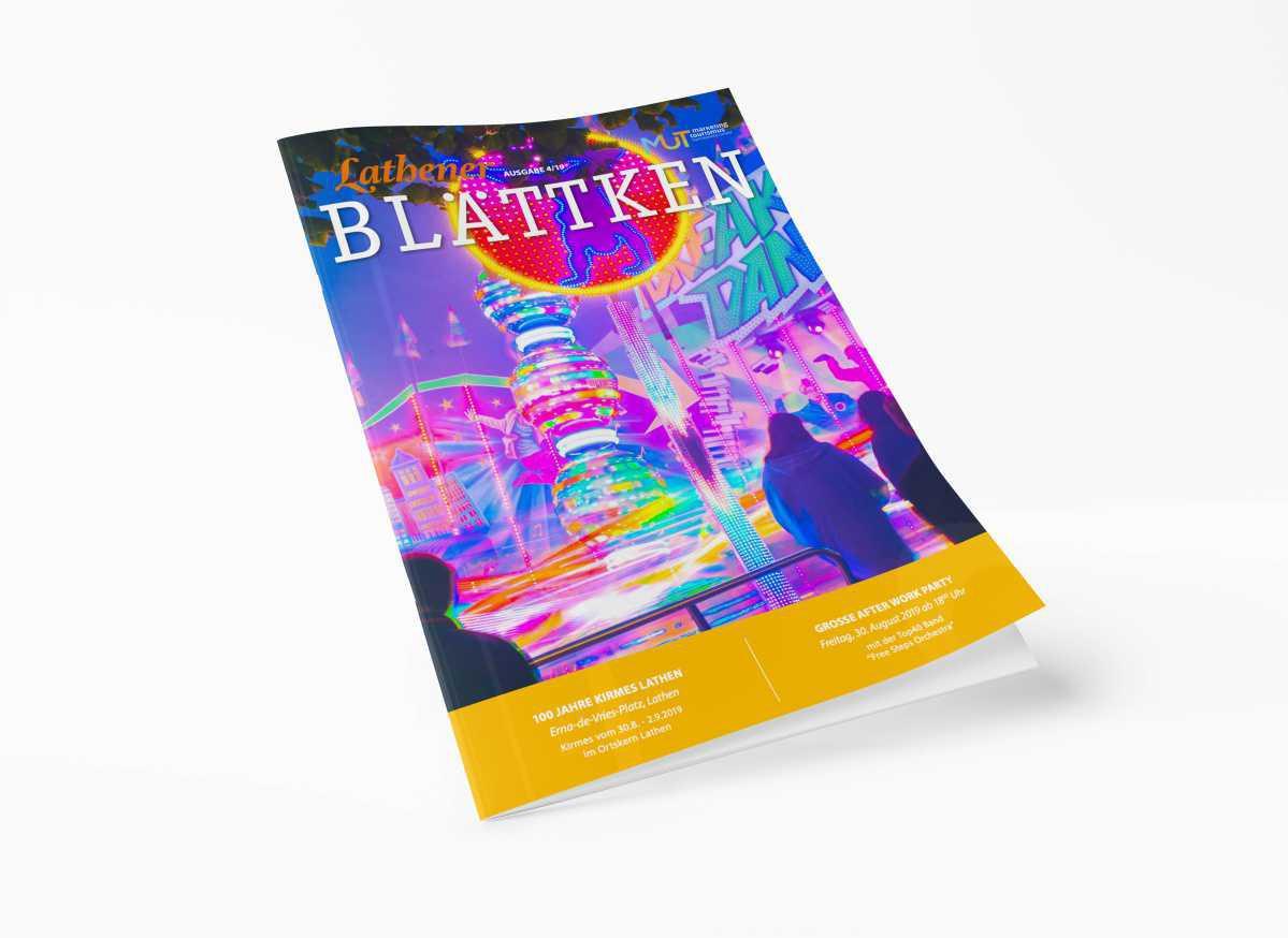 Lathener Blättken - Ausgabe 04/2019