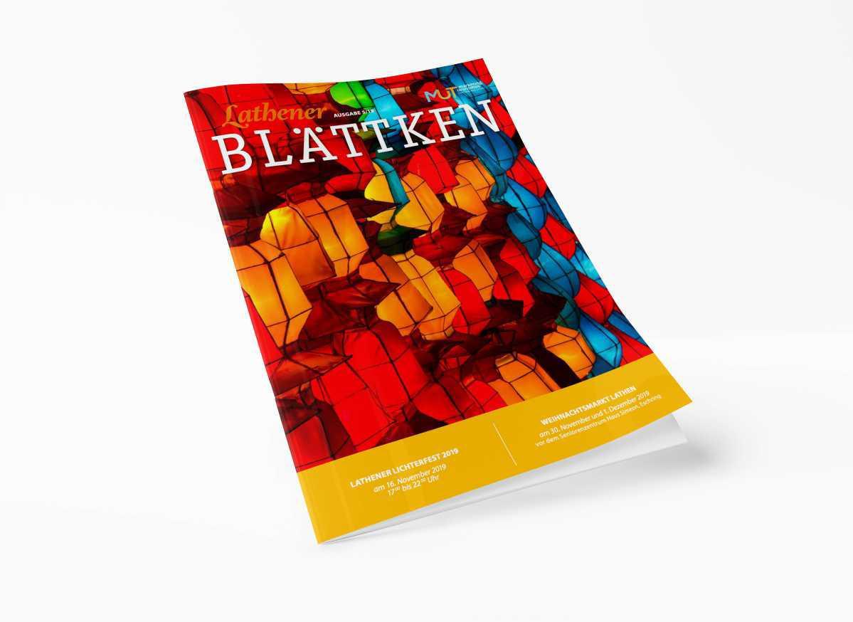 Lathener Blättken - Ausgabe 05/2019