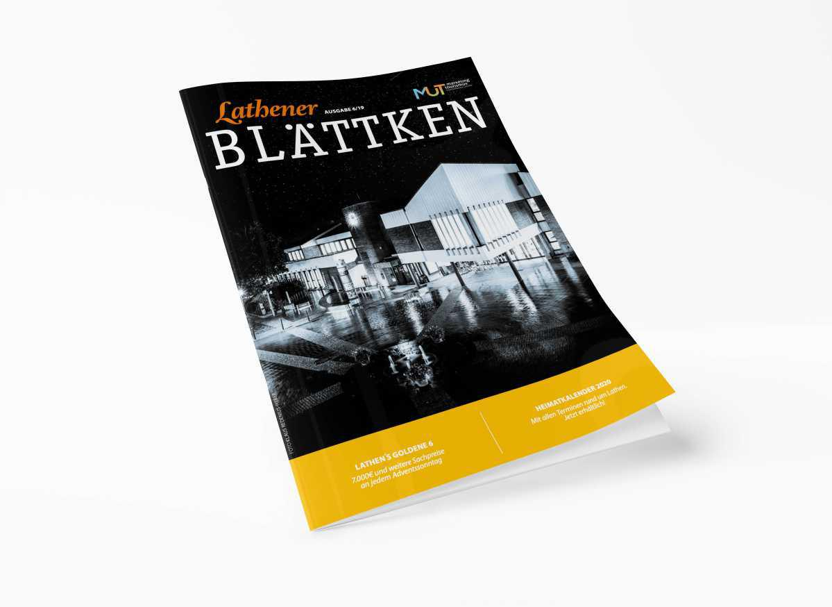 Lathener Blättken - Ausgabe 06/2019