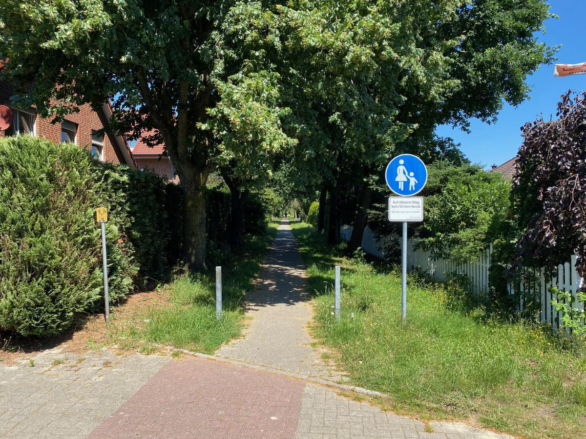 Spielplatz Großer Esch, Lathen