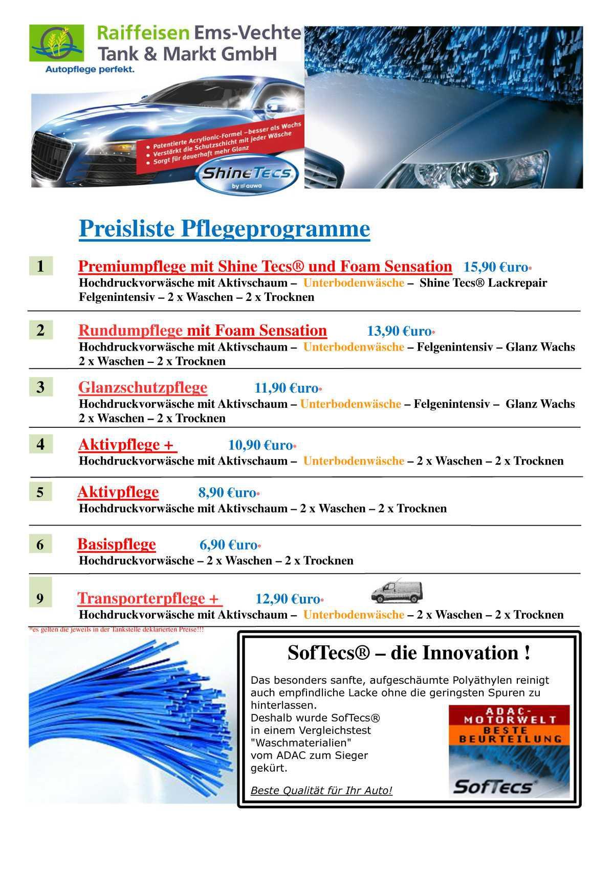 Raiffeisen Ems-Vechte Tank & Markt GmbH