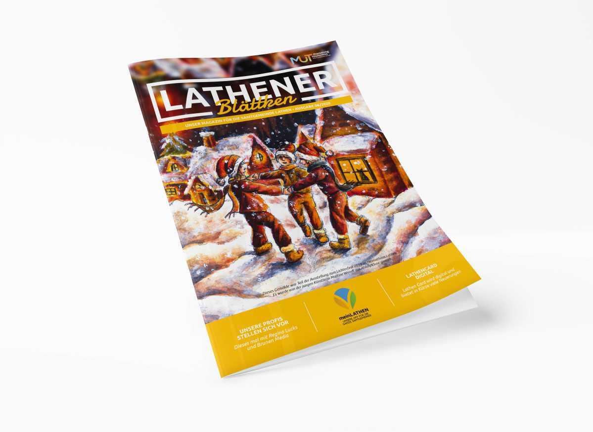Lathener Blättken Ausgabe 06/2020