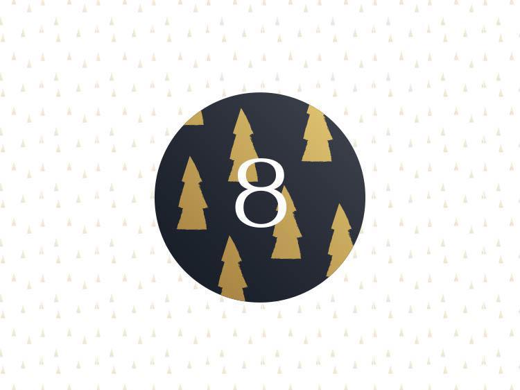 meinLATHENgericht zu Weihnachten - Türchen 8