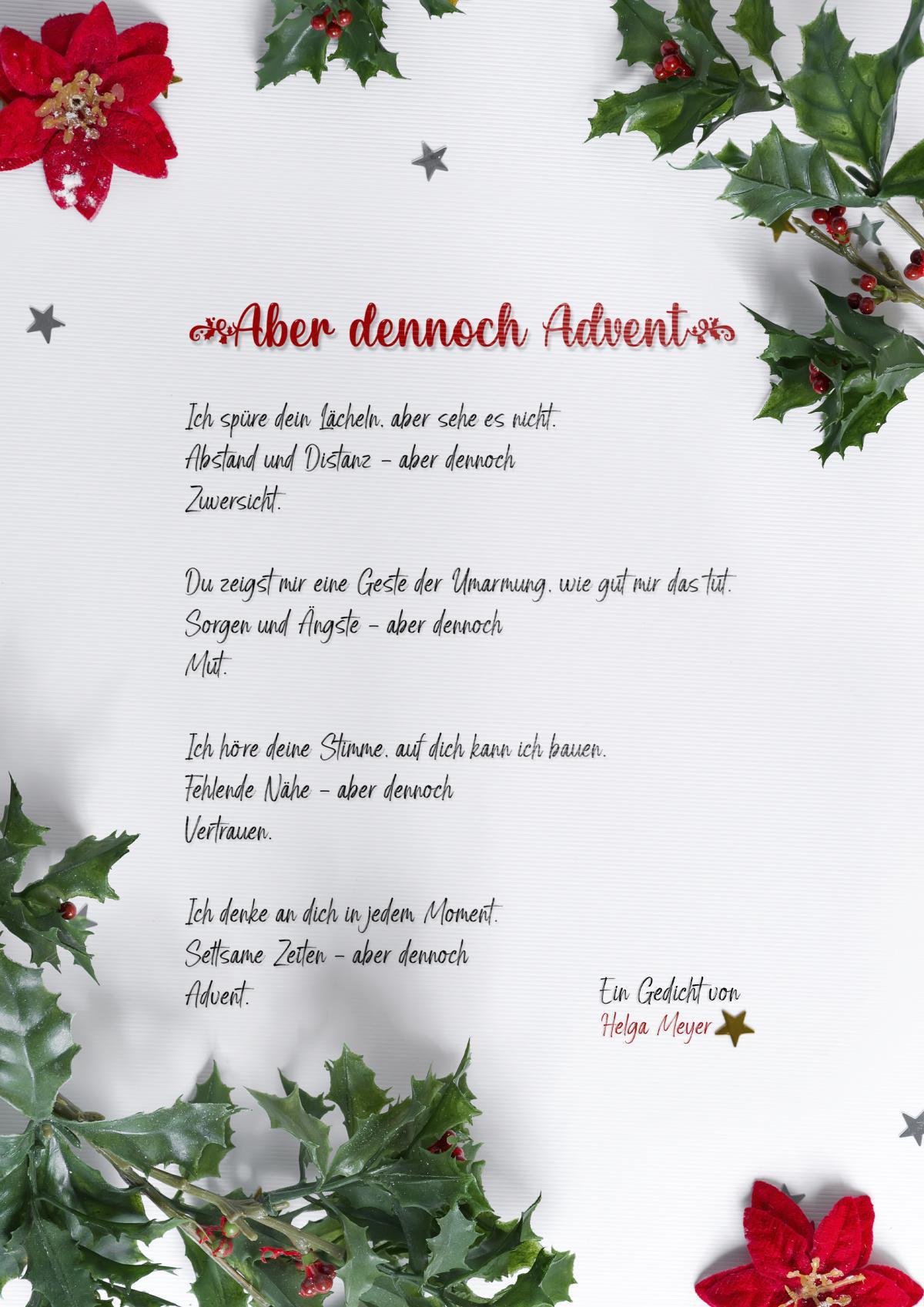 meinLATHENgedicht zu Weihnachten - Türchen 11