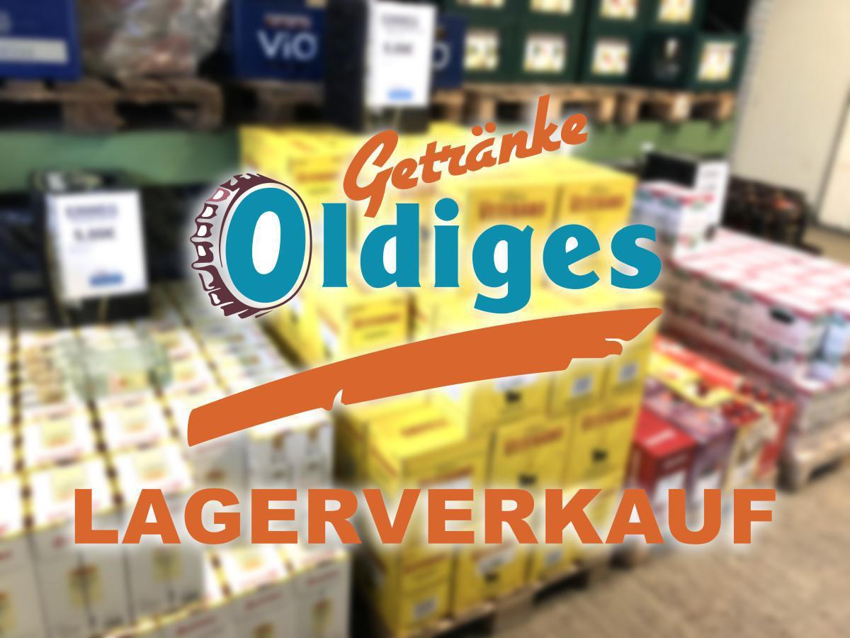 Lagerverkauf bei Getränke Oldiges