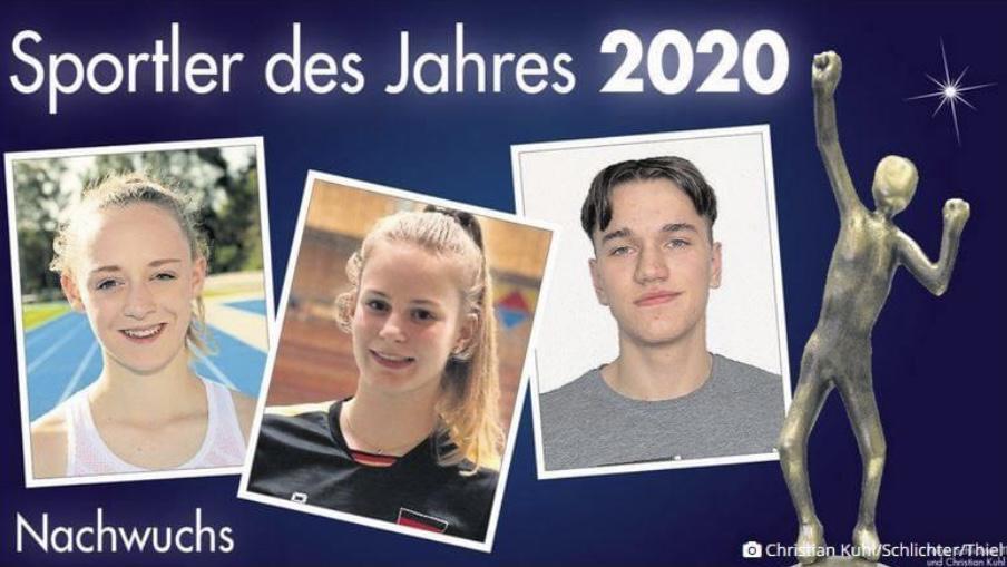 RASPO Lathen für Sportlerwahl 2020 nominiert