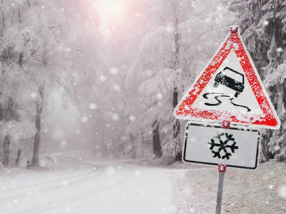 Warnung vor Unwetter