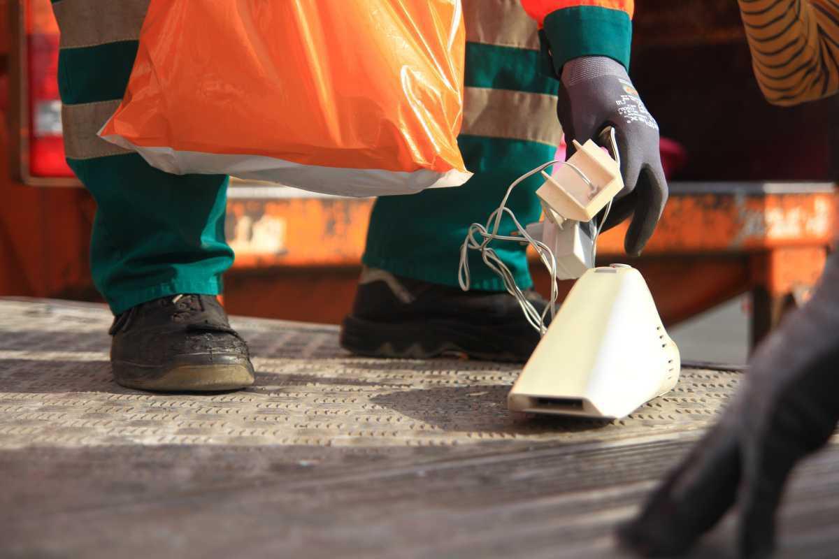 Die mobile Schadstoffsammlung in der Samtgemeinde Lathen findet an folgenden Terminen statt