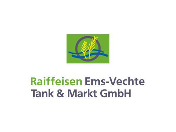 Die Raiffeisen-Tankstelle in Lathen informiert
