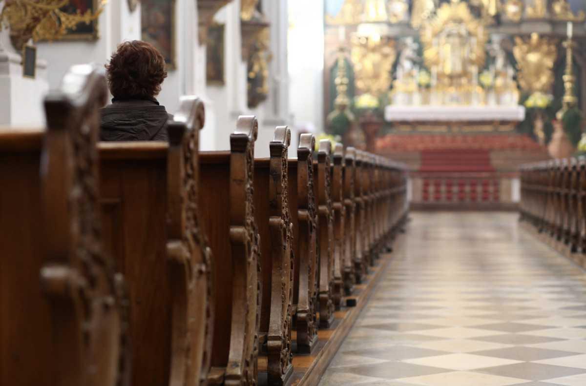 Kein Präsenzgottesdienst