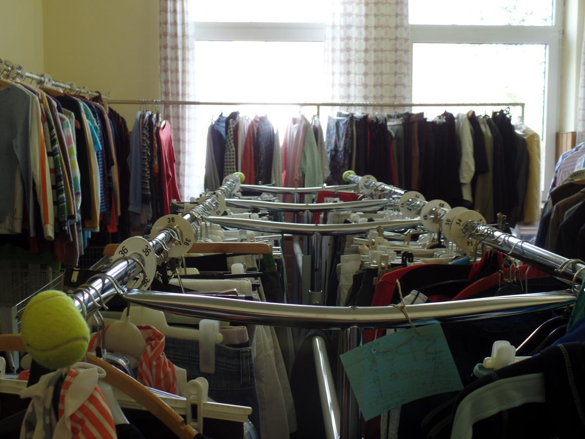 Lathener Kleiderkammer öffnet wieder