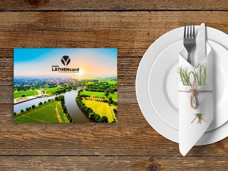 Gastronomie öffnet wieder - jetzt 5€ geschenkt bekommen