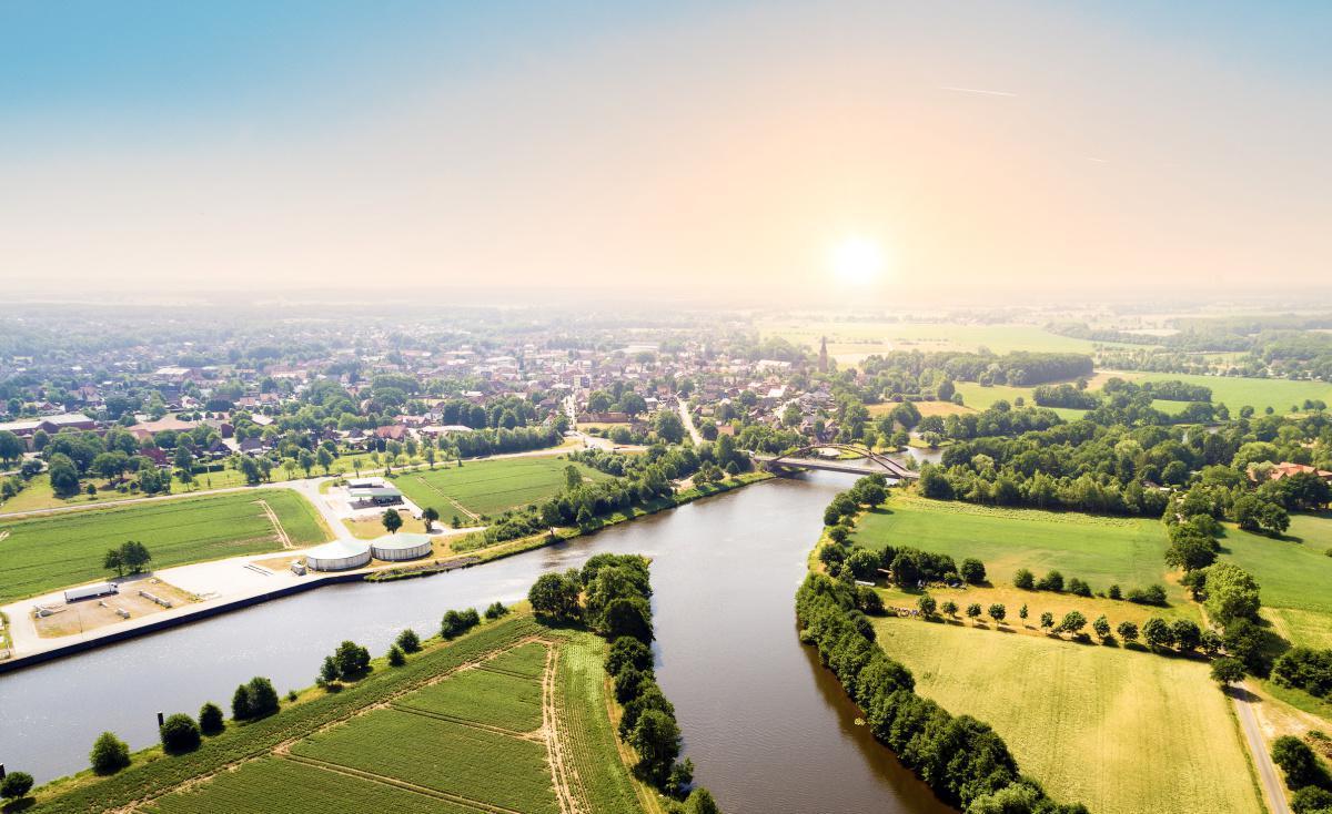 Dorfentwicklungsprogramm in Fresenburg und Renkenberge