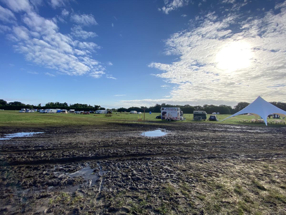 Westernfreunde schlugen Zelte in Lathen auf