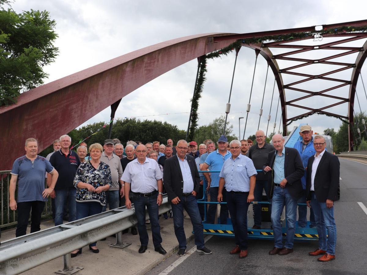 25 Jahre St. Vitus Brücke Lathen