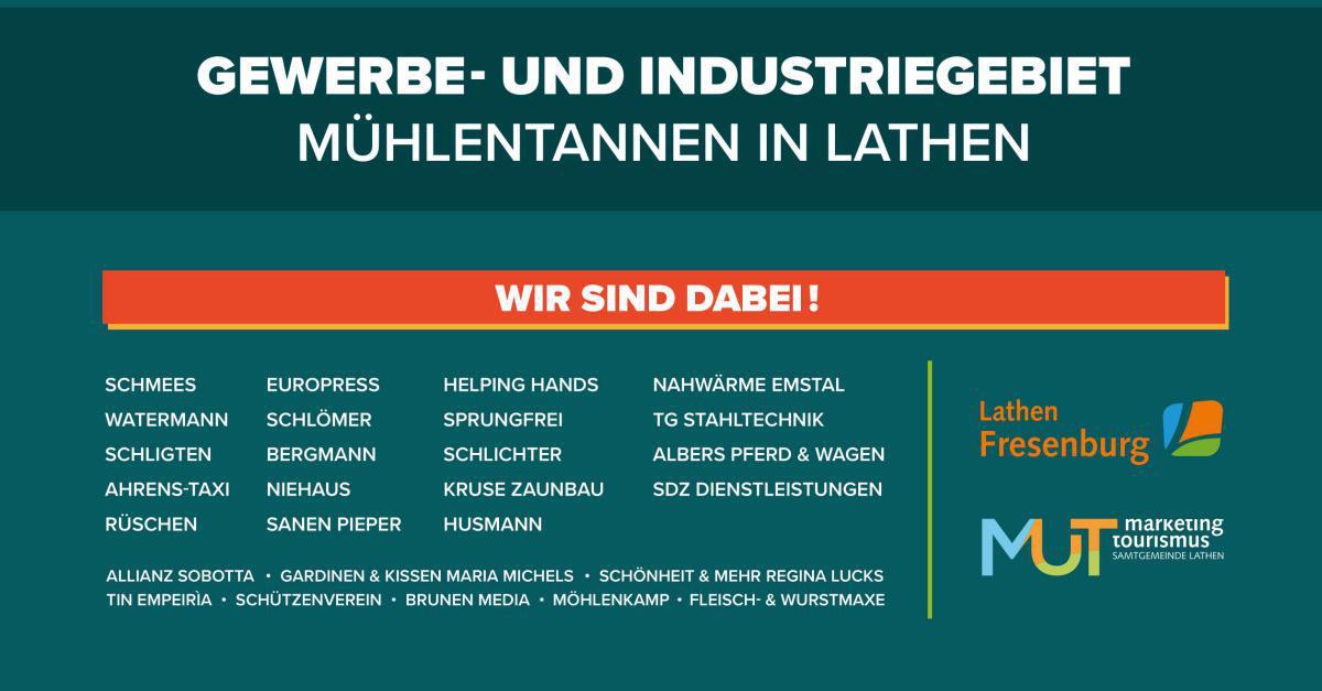 Open House Day im Gewerbegebiet Lathen / Fresenburg