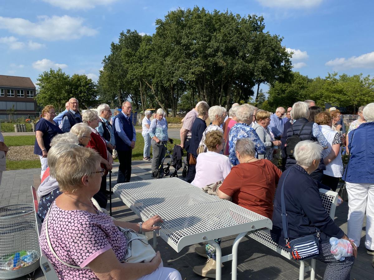 Nachlese Seniorennachmittag der Gemeinde Lathen