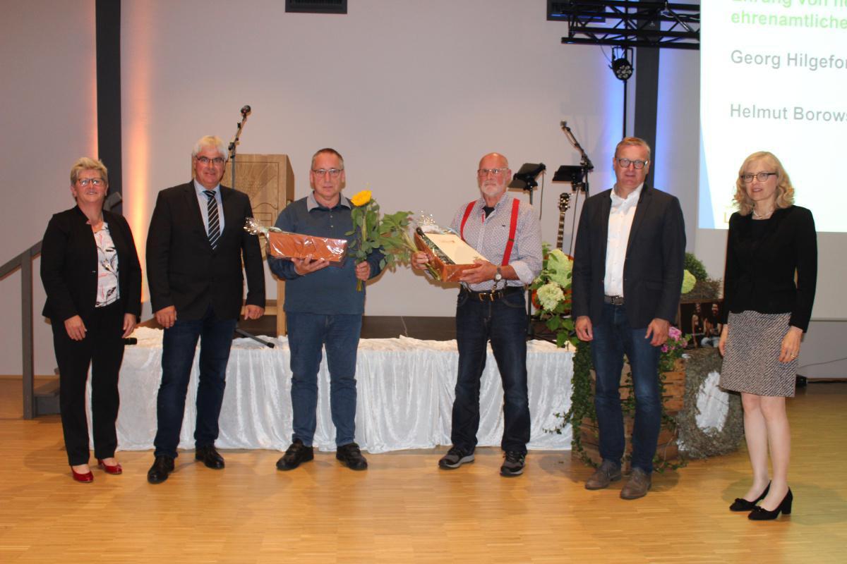 """""""Tag des Ehrenamtes"""" der Samtgemeinde Lathen"""