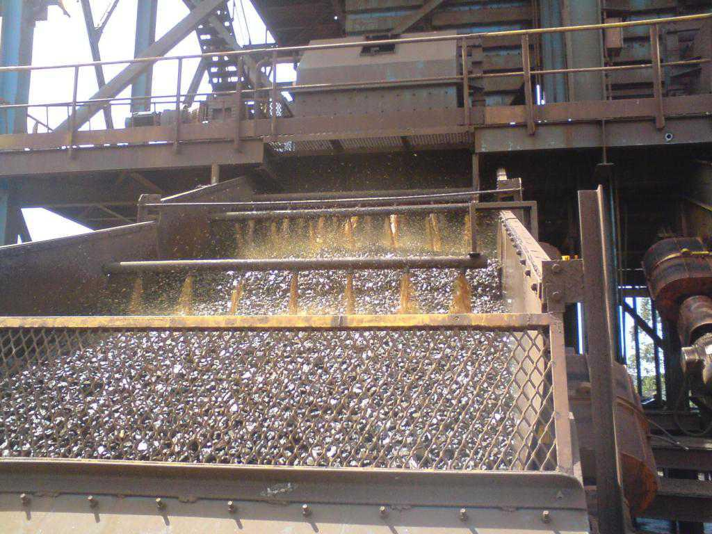 Mineradora Melhora Produtividade E Satisfação De Clientes Com Eficiente Sistema De Lavagem De Minérios