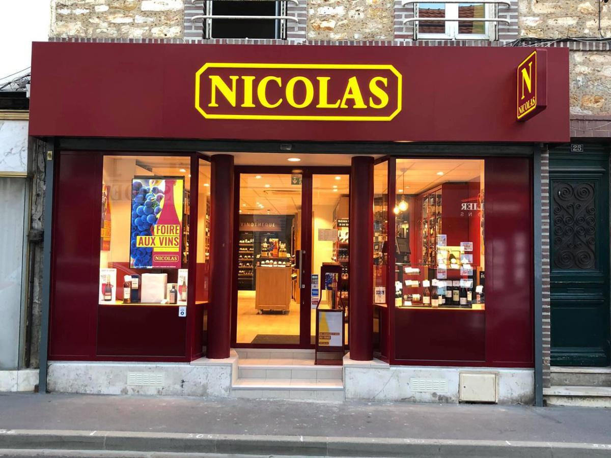 La cave Nicolas nous informe